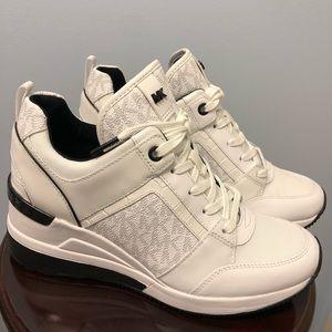 Michael Kors Fashion Shoes 7.5 White